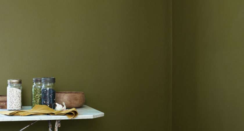 Paint Green Lime Olive Sage More Dark Fired Earth