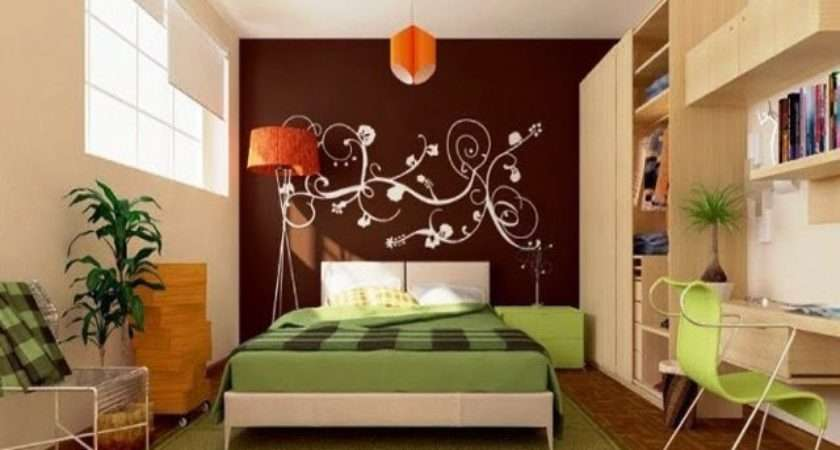 Paint Ideas Bedroom Feature Wall