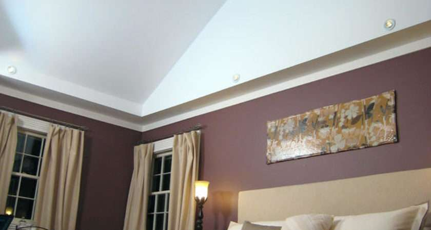 Paint Ideas Vaulted Ceiling