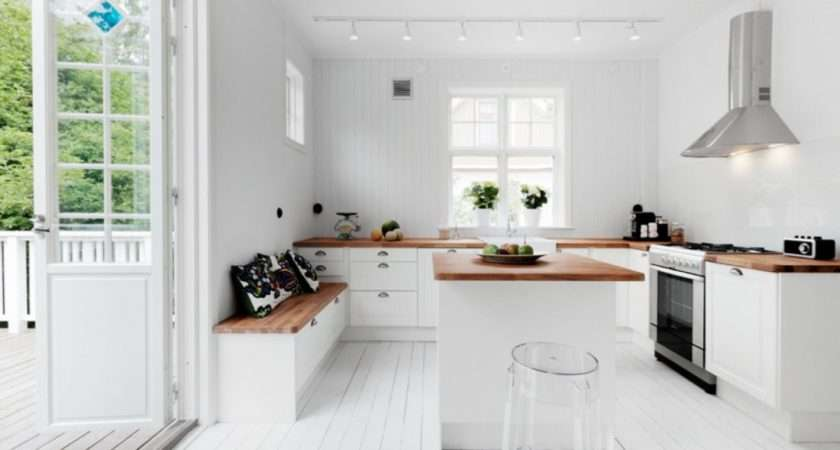 Paint Your Floorboards White
