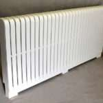 Painted Curved Radiator Cover Folksy