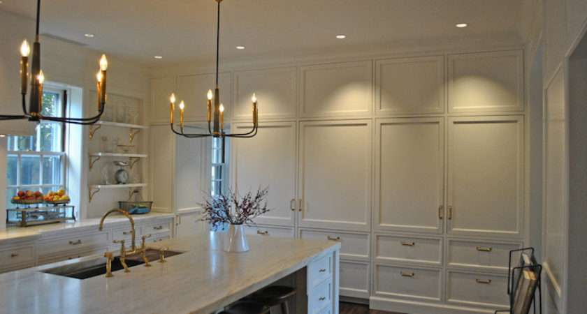 Painted Kitchen Cabinets Transitional Farrow Ball