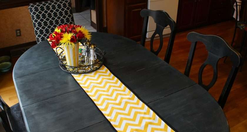 Painted Kitchen Table Ideas Second Sun
