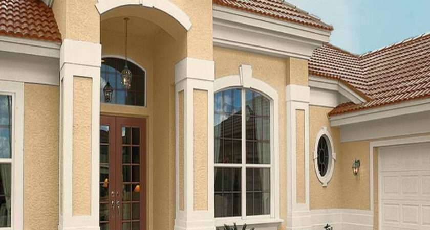 Painting Exterior House Color Schemes Modern