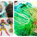 Painting Ideas Toddlers Activities Kids