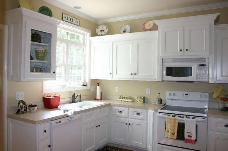 Painting Kitchen Cabinets New House Painters San