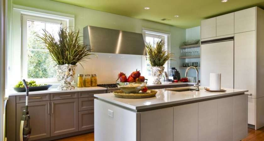 Painting Kitchen Ceilings Ideas Tips Hgtv