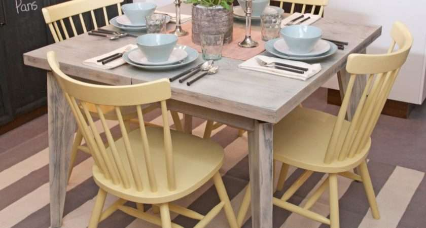 Painting Kitchen Tables Ideas Tips Hgtv