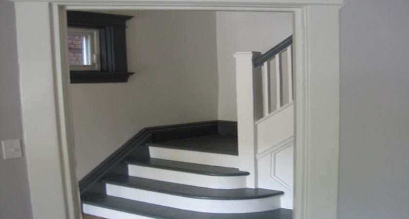 Painting Stairs Ideas