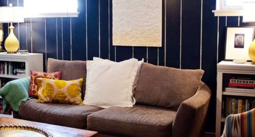 Painting Wood Paneling Home Design Ideas