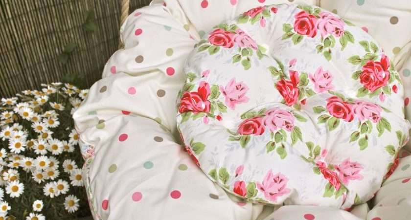 Papasan Chair Stunning Cath Kidston Scatter Cushion Available