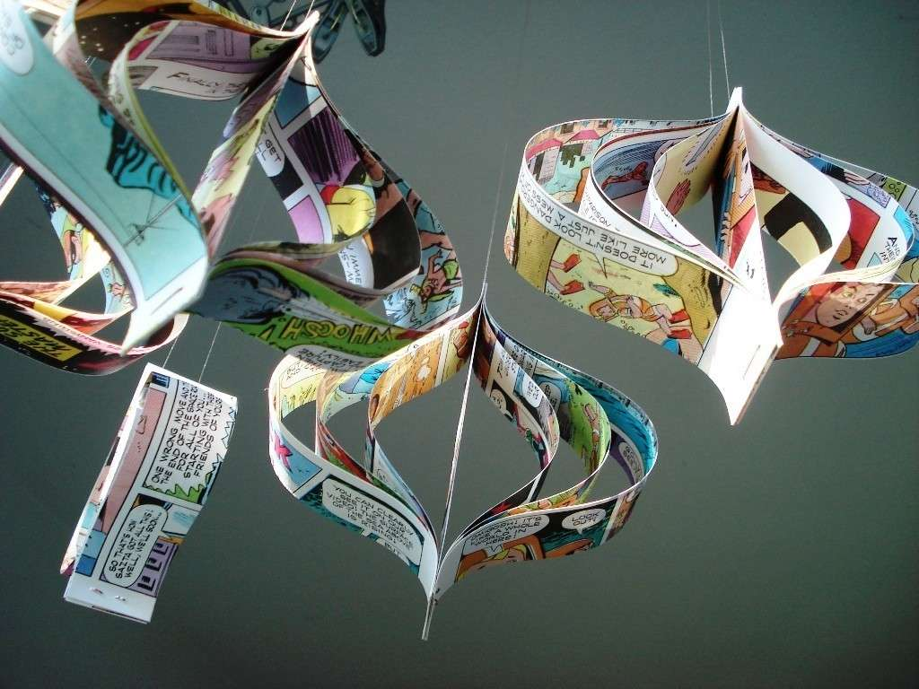 Paper Garlands Ornaments Bookity Sweetest Occasion