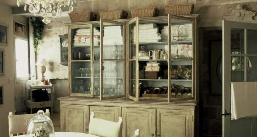 Paper Mulberry French Country Kitchen