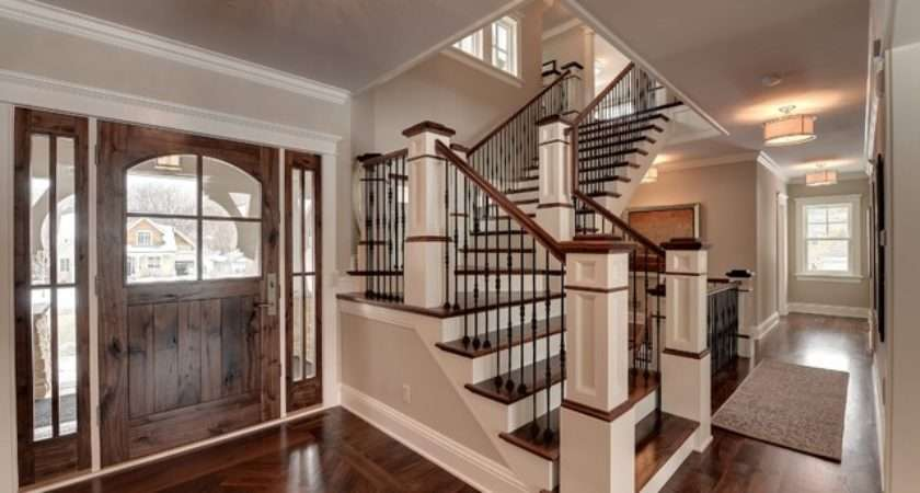 Parade Homes Dream House Traditional Staircase