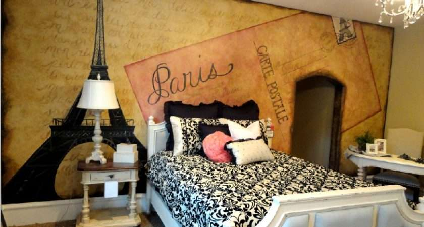 Paris Themed Room Much Fun Featured