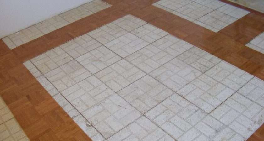 Parquet Floor Can Painted