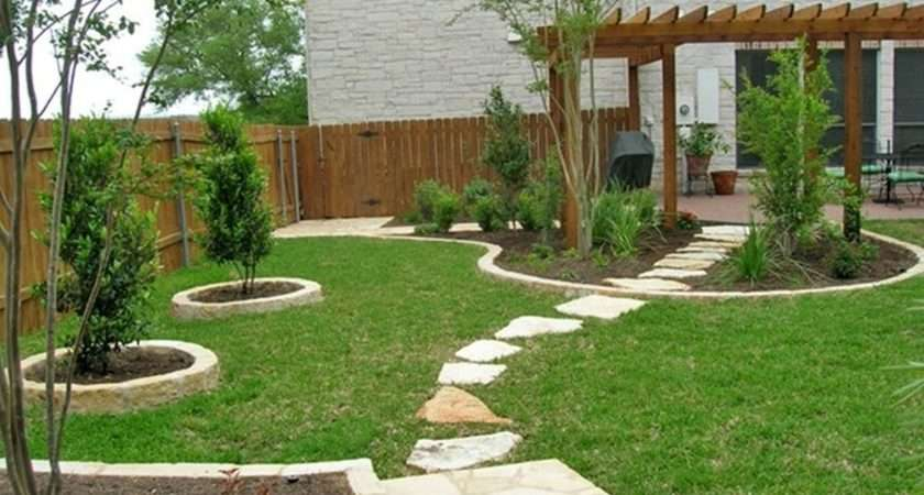 Patio Ideas Small Yards Yard Landscaping Garden Design