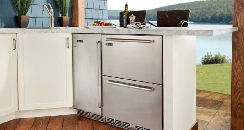 Perlick Launches First Dual Zone Refrigerator Freezer