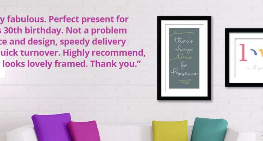 Personalised Posters Designs Poster Gifts