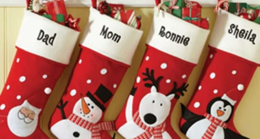 Personalized Christmas Stockings Personal Creations