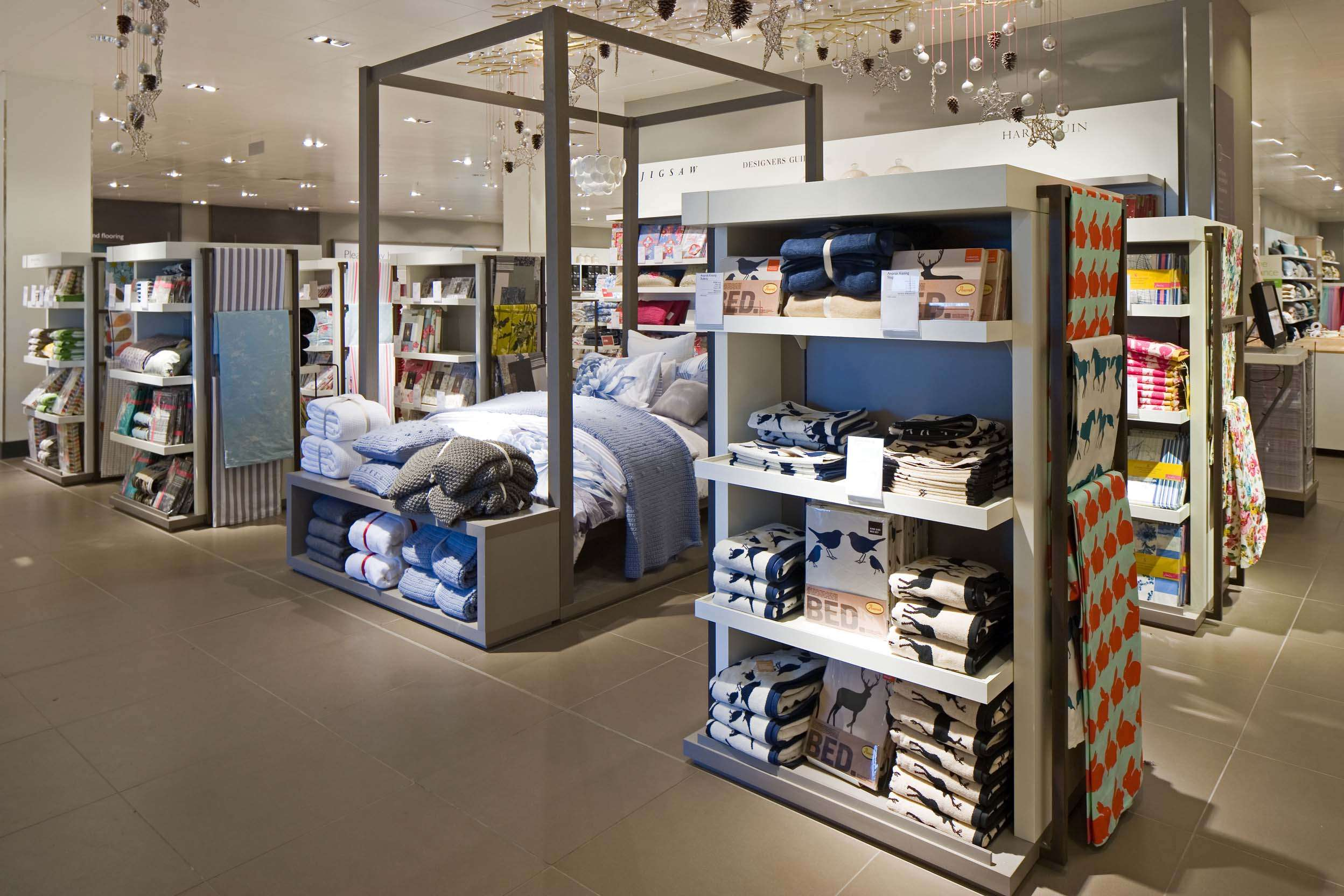 Photographer John Lewis Milton Keynes Beds Department