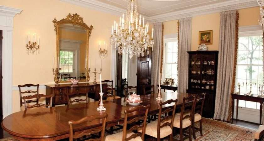 Photos Country Dining Rooms Ideas