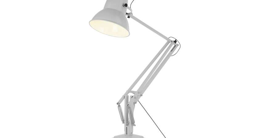 Piece Then Anglepoise Original Giant Floor Lamp