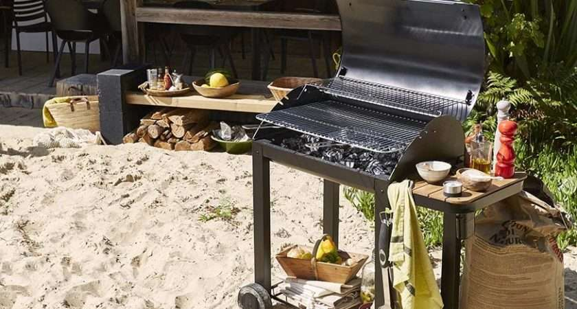 Pin Blooma Barbecue Charbon Bois Double Selwynd Pinterest