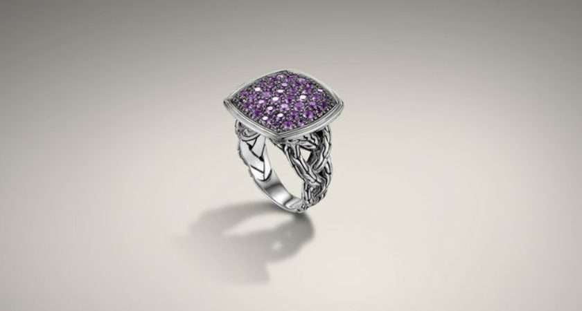 Pin Lewis Jewelers Loves Pantone Radiant Orchid