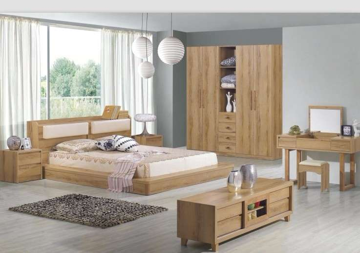 Pine Master Bedroom Idea Bedrooms Ideas