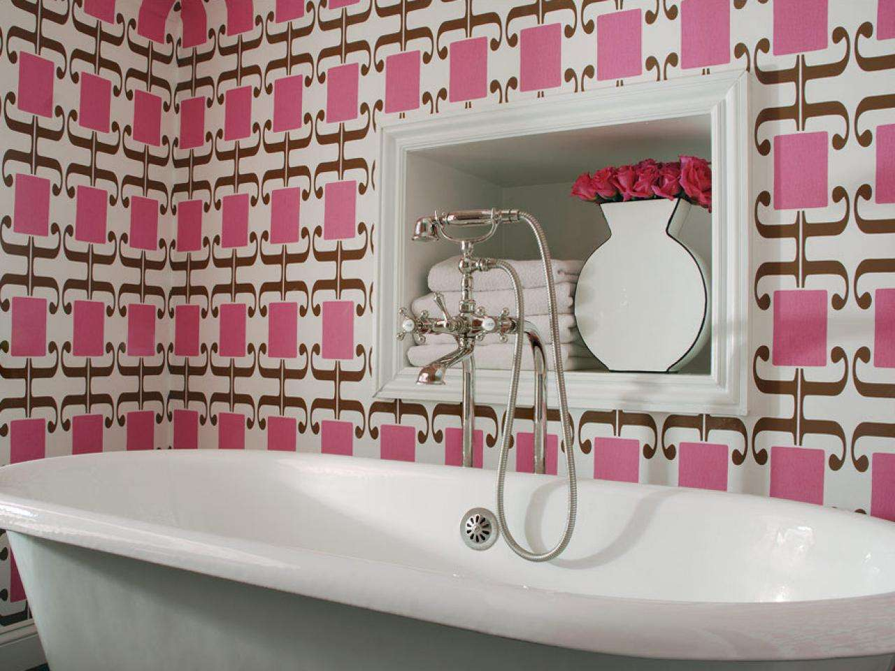 Pink Bathroom Decor Ideas Tips Hgtv