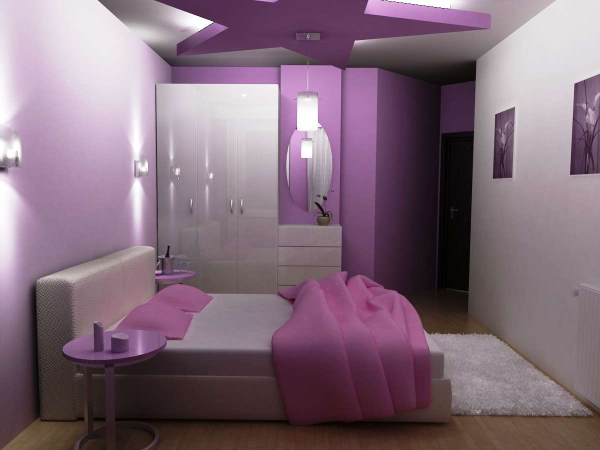 Pink Bedroom Design Decorating Ideas Children Adults