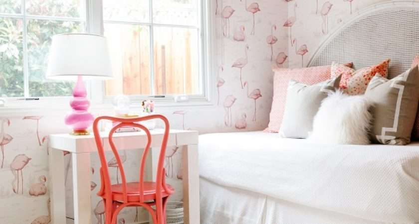 Pink Flamingo Day Glam Pad