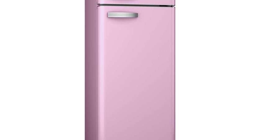 Pink Fridge Freezer Shop Cheap Freezers