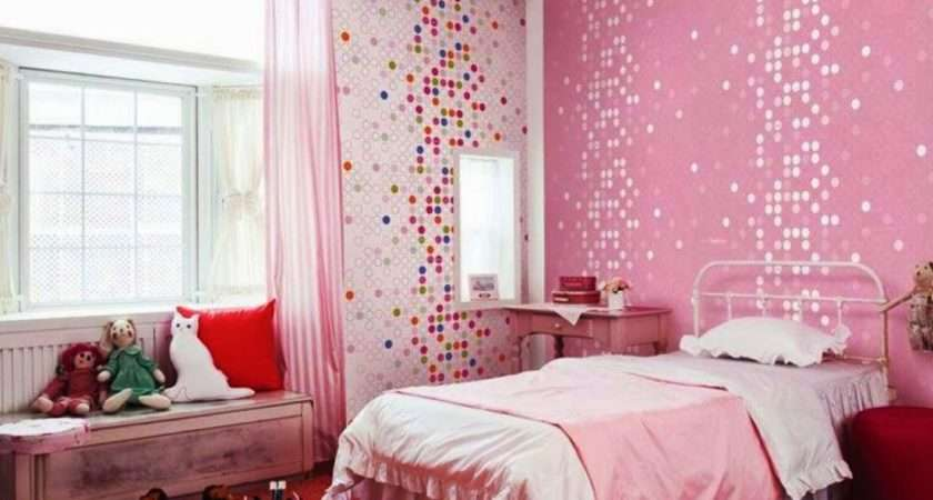 Pink Girl Bedroom Inspire Room Designs