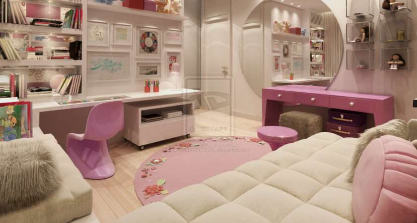 Pink Teen Rooms Girls Bedroom Darkdowdevil Room Designs