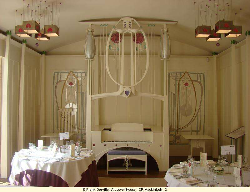 Pinterest Charles Rennie Mackintosh Glasgow Scotland