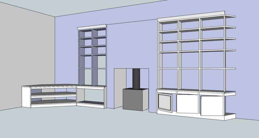 Planned Layout Bespoke Fitted Furniture Installation