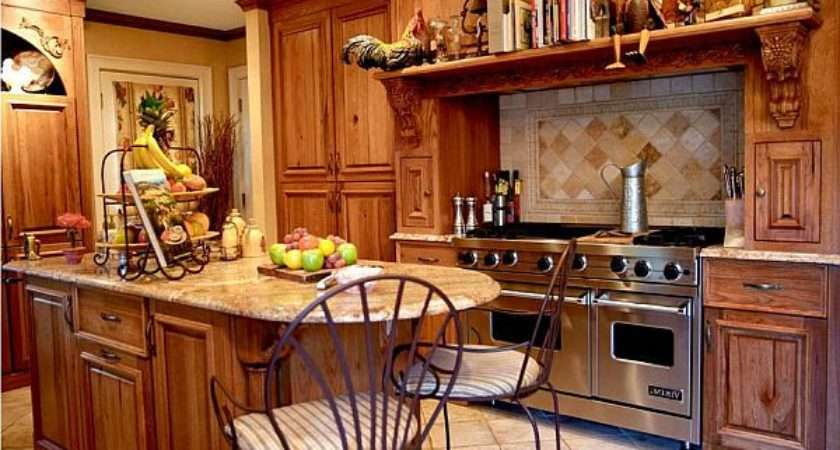 Planning Build Your Own Country Style Kitchen Say Ahead