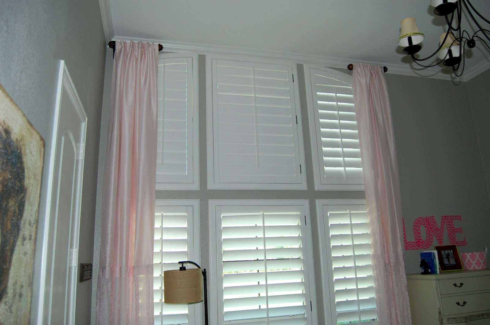 Plantation Shutters Curtains Had