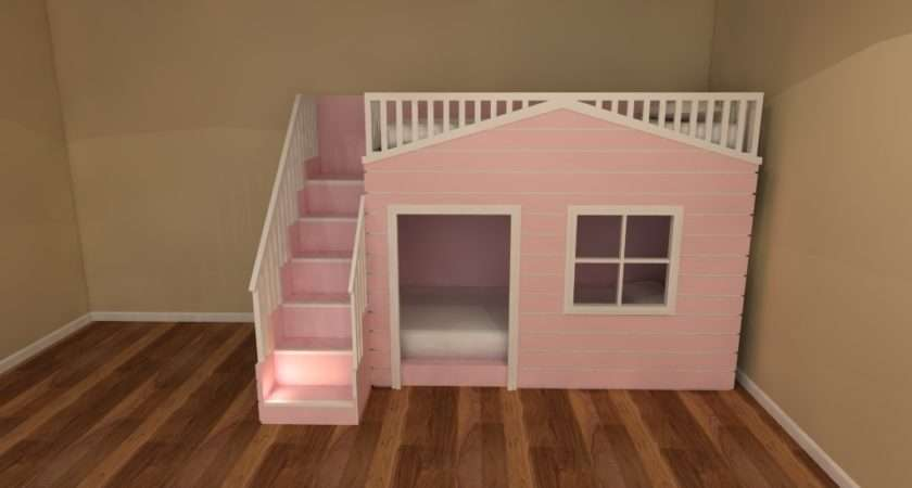 Playhouse Bunk Beds Available Variety Colours Designs