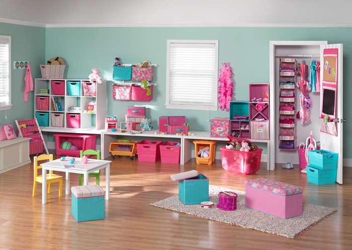 Playroom Storage Furniture Minime Design
