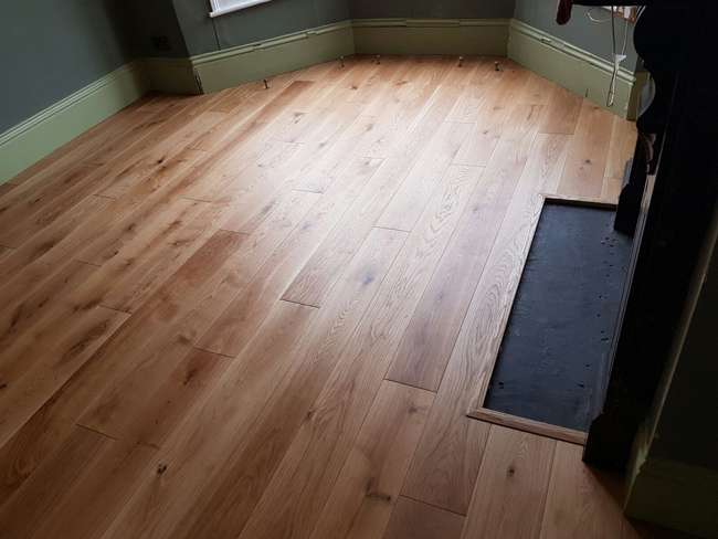 Portfolio Hardwood Floors Wood Flooring Job North London