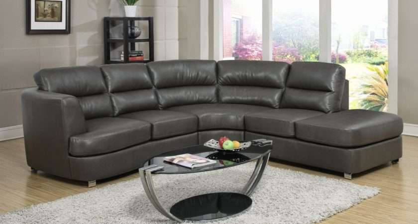 Post Small Leather Sectional Sofas Living Room