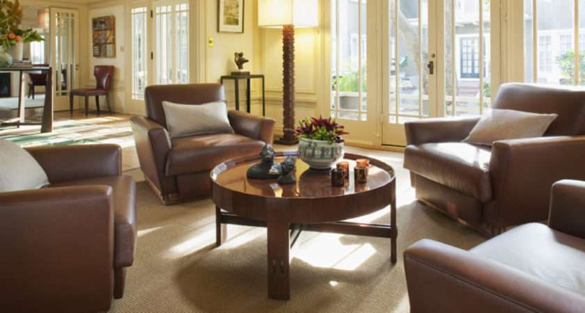 Prairie Style Meets Modern Eclectic Living Room