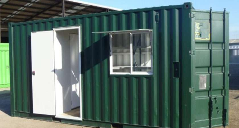 Pre Assembled Storage Sheds Temporary Containers Modified