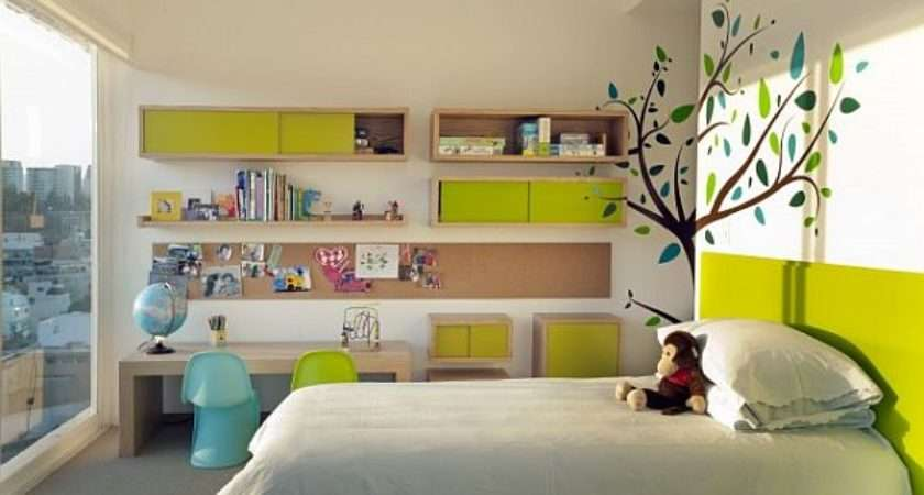 Preschool Kids Room Design Furnish Burnish