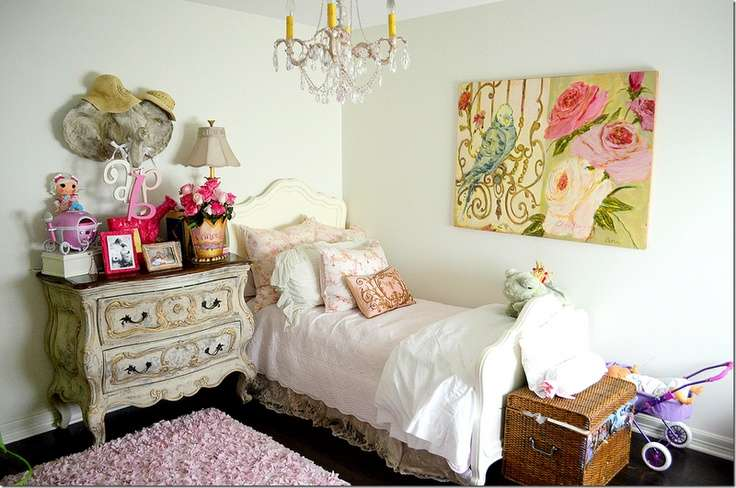 Pretty Girls Room Dreamy Home Ideas Pinterest