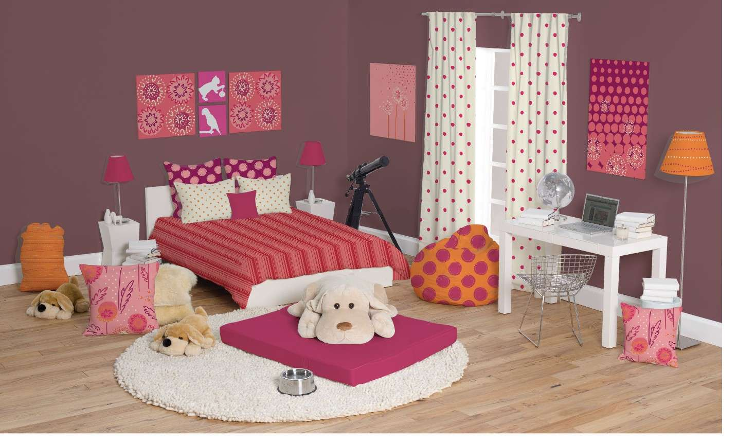 Pretty Teenage Girl Rooms Beautiful Design