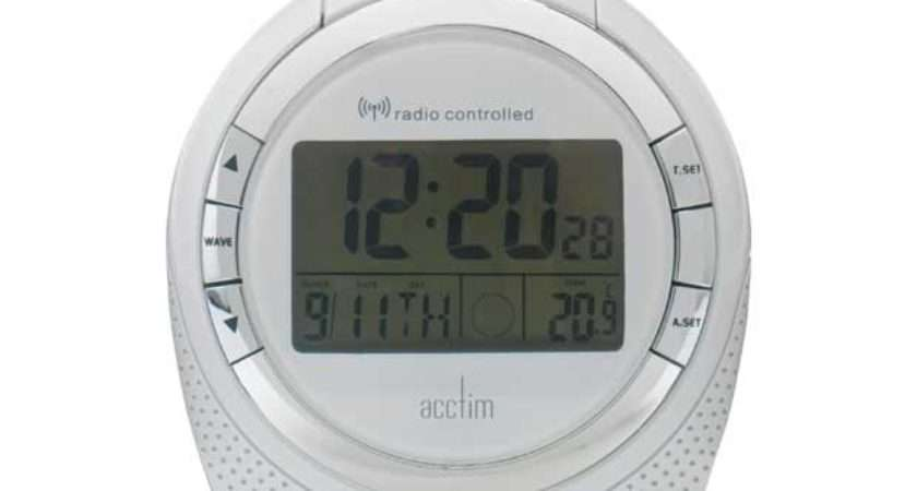 Price Search Results Acctim Radio Controlled Alarm Clock